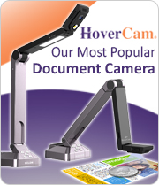 Our Most Popular Document Camera