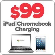 $99 iPad or Chromebook Charging