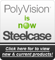 Polyvision is now Steelcase