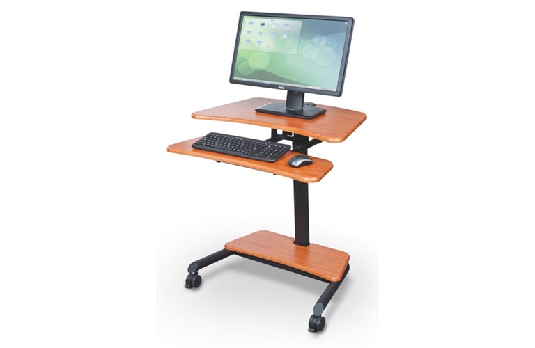 Mooreco Balt 90459 Up Rite Workstation Height Adjustable