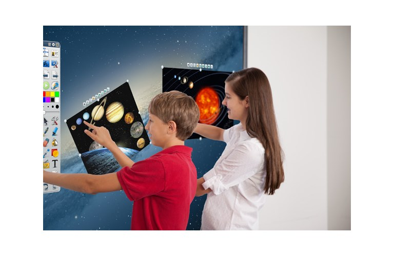 Promethean Abmtst88ust Activboard Touch 88 Quot With Mount