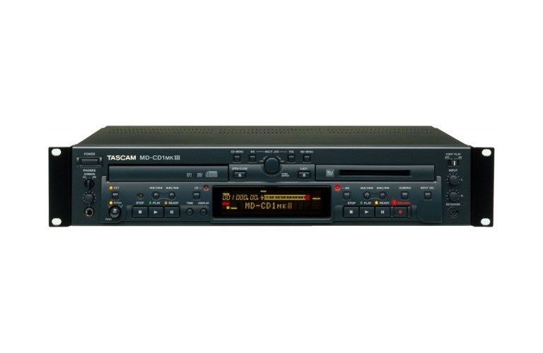 tascam md cd1mkiii combination of cd player and minidisc recorder rh touchboards com