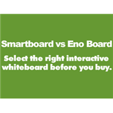 Smartboard vs Eno Board